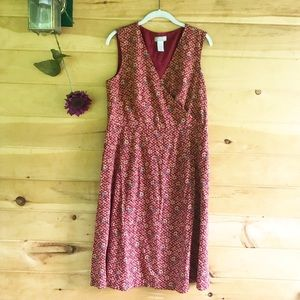 The Territory Ahead Crossover front Dress Medium